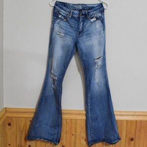 American Eagle Artist Flare Jeans